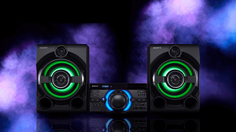 Sony launches 5 new High-Power Audio systems in PH