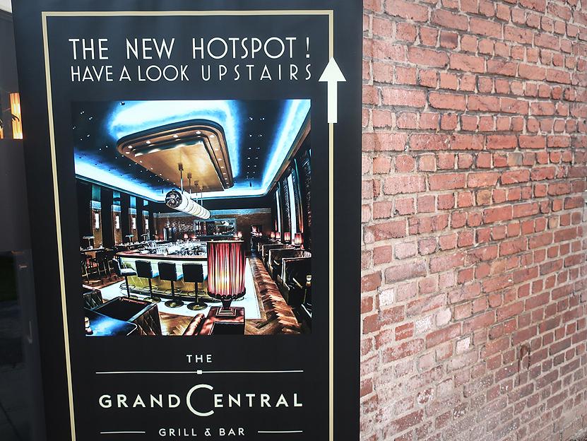 Genussbereit Mit Neuem Konzept The Grand Central Grill Bar In Hagen