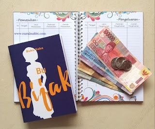 cara mengelola keuangan rumah tangga dan bisnis untuk womenpreneur bersama prota ghozie finance educator visa workshop ibu berbagi bijak nurul sufitri blogger