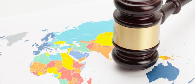 Estados y Derecho Internacional Publico