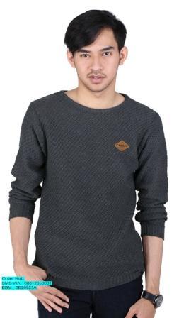 Sweater Rajut Pria Catenzo ZM 085