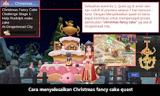 Cara Menyelesaikan Quest Christmast Fancy Cake Challenge Ragnarok Mobile Eternal Love