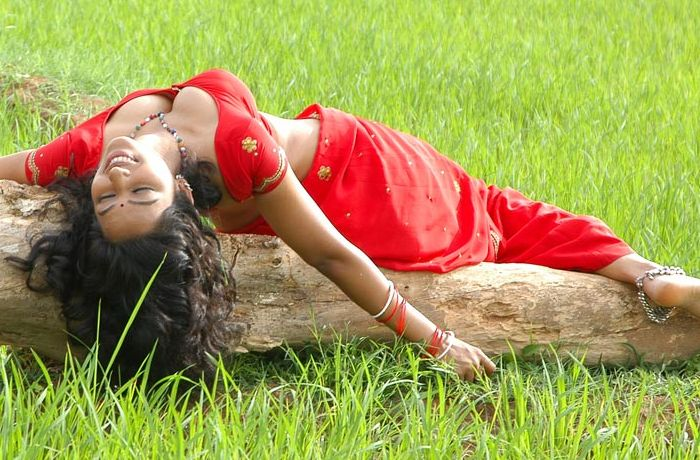 https://www.1films.in/2018/08/south-actress-teertha-hot-images-in-red-saree.html