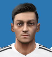 PES 6 Faces Mesut Özil by Alegor