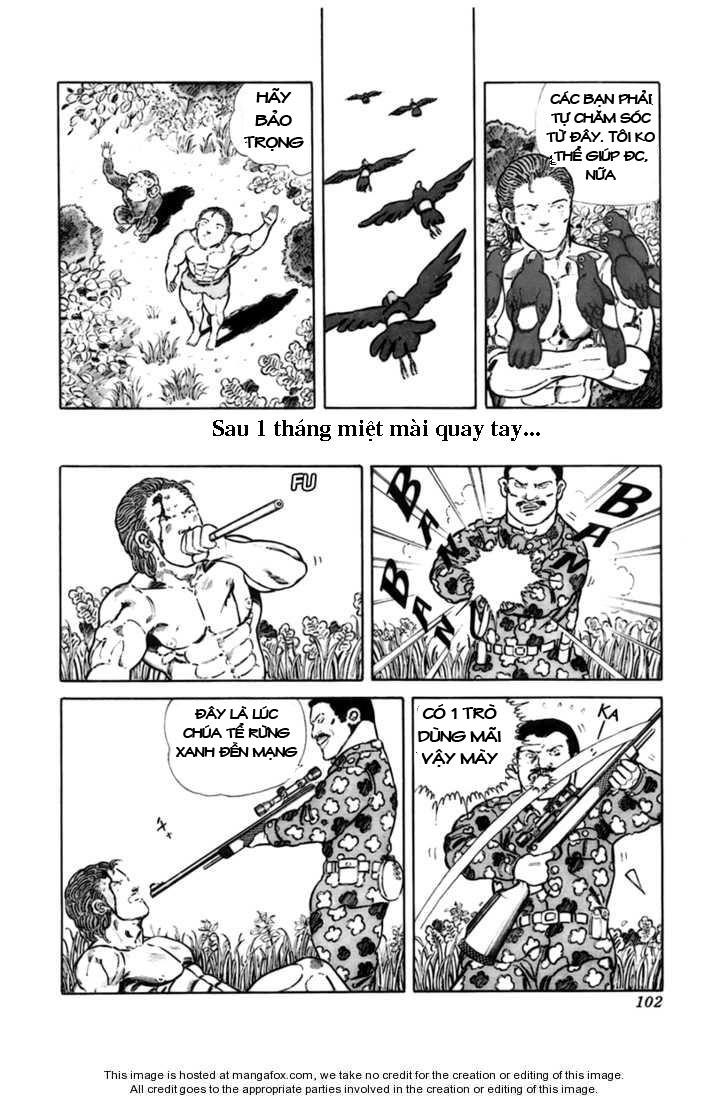Chúa rừng Ta-chan chapter 13 trang 7