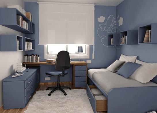 desain kamar tidur anak laki laki minimalis