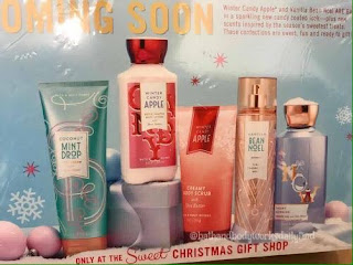 Bath & Body Works | Holiday Floorset Info - October 30th