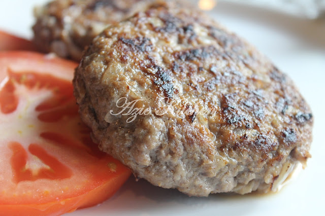 Nur Qaseh Homemade Beef Burger