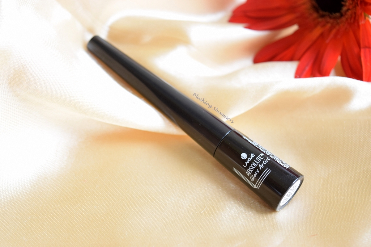 Lakme Absolute Gloss Artist Eyeliner Review