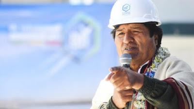 Bolivia:  Evo Morales establecerá el precio de baterías de litio en todo el mundo