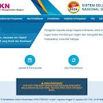 Sscn.bkn.go.id Situs Resmi Pendaftaran CPNS 2017-2018