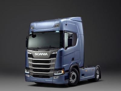 Scania: nova geração de caminhões será feita no Brasil em 2019