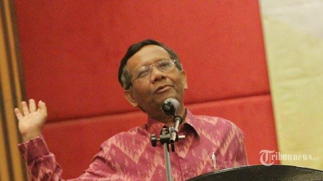 Mahfud MD Tanggapi Kabar soal Dirinya yang Disebut Jadi Calon Kuat untuk Cawapres Jokowi