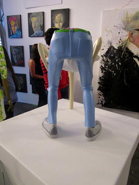 Работа скульптора Надин Дебиен (Nadine Debien)