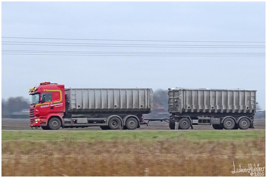 Scania Scania Monsma Transport Vrouwenparochie Frl