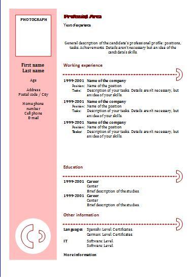 Imprimir Curriculum Curriculum Para Imprimir Imprimir Curriculum