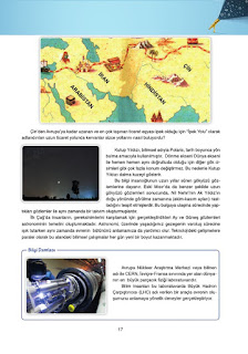Astronomi ve Uzay Bilimleri Ders Kitabı Cevapları Ata Yayınları Sayfa 17