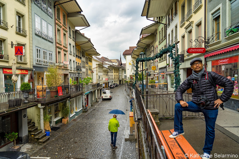 Thun Ellevated Street Four Days in Interlaken and the Swiss Alps