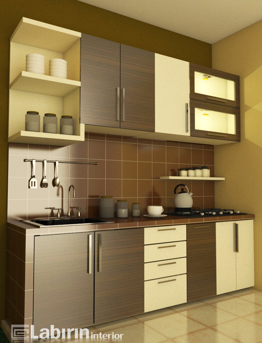 Konsep Dapur Minimalis Kitchen Set Murah Yang Menawan ~ Kitchen Set Malang