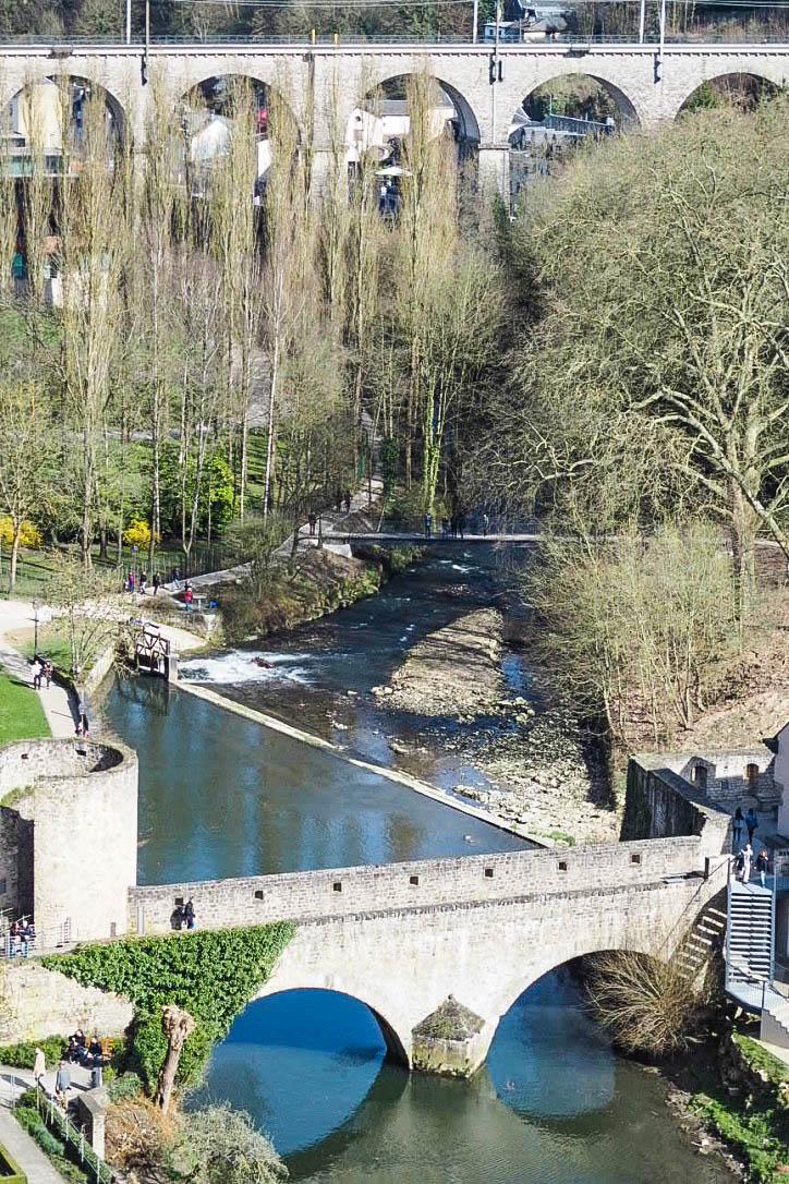 View from chemin de la corniche