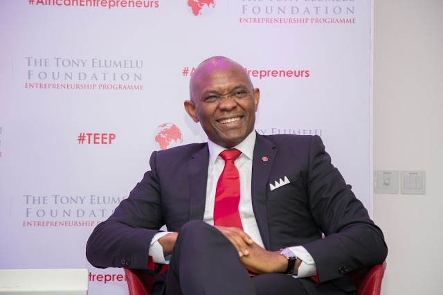 Tony Onyemaechi Elumelu-Passion For Africa