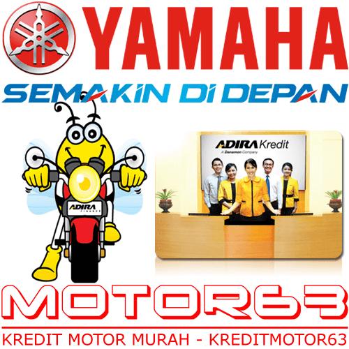 Simulasi Kredit Motor Kawasaki Adira Finance