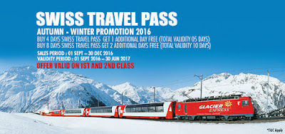 Buy Swiss Travel Pass at riya.travel