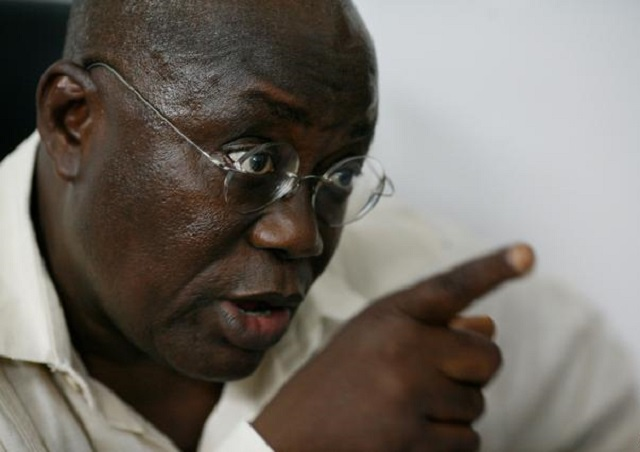 Akufo-Addo: 'Crude Propaganda against me won't work'