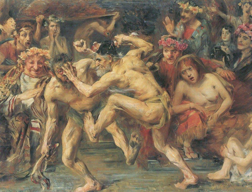 homer die irrfahrten des odysseus