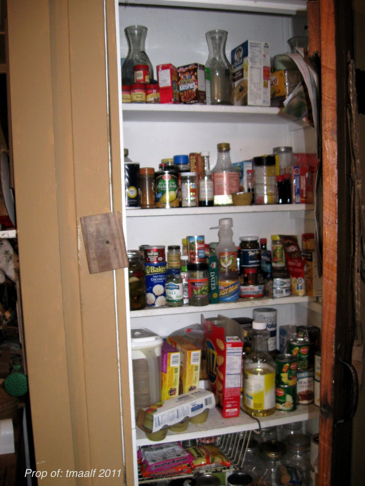 Two Men And A Little Farm Converting A Small Pantry Into