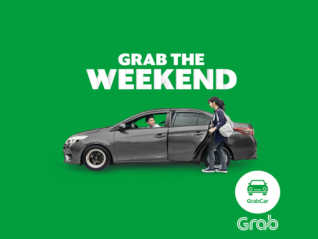Grab the Weekend Promo Code for Grab Car