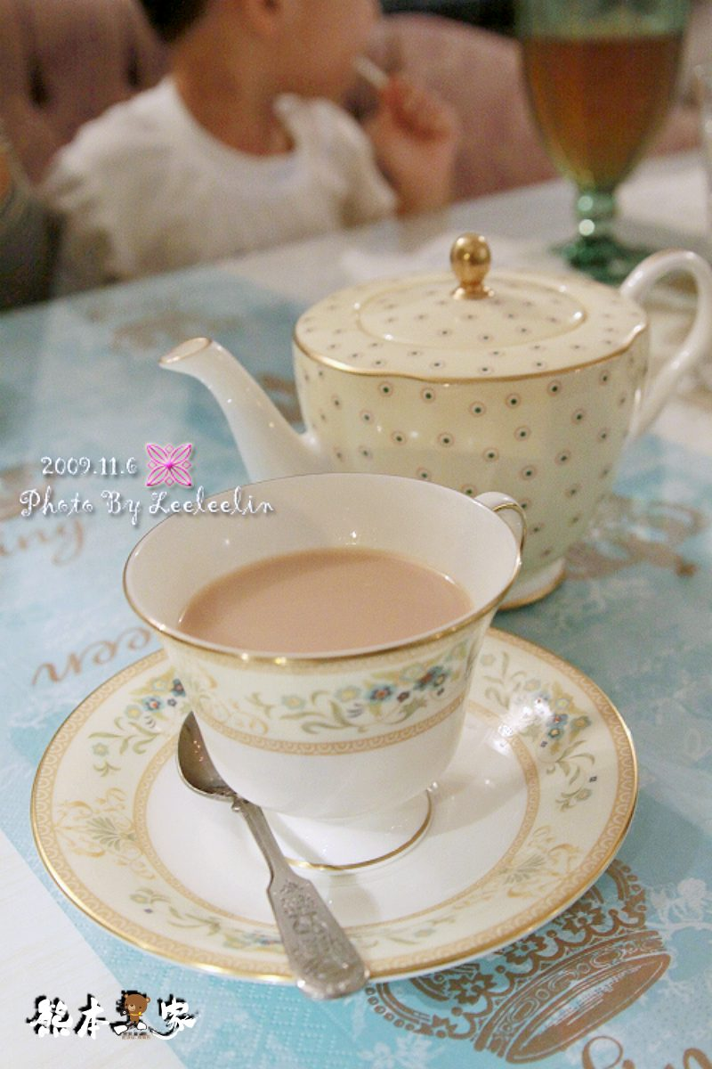 克里斯汀娜 近台北國泰綜合醫院下午茶餐廳~超夢幻歐式貴族風