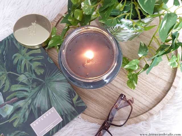 Bougie XXL Tropical Jungle My Jolie Candle