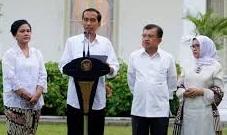 susunan kabinet jokowi terbaru