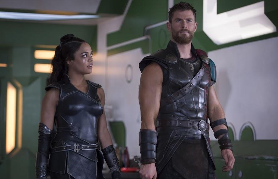 """Trailer de """"Thor 3: Ragnarok"""" coloca o Deus do Trovão na Arena"""