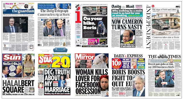 front pages 23-02-16