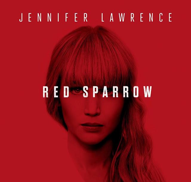 IMDB بالعربي فيلم جينيفر لورينس الجديد العصفور الأحمر Red Sparrow 2018