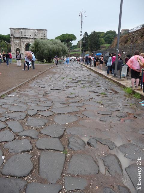 Via Appia ~ Forum Romanum in Rome ~ Italy by ©Emmy DE