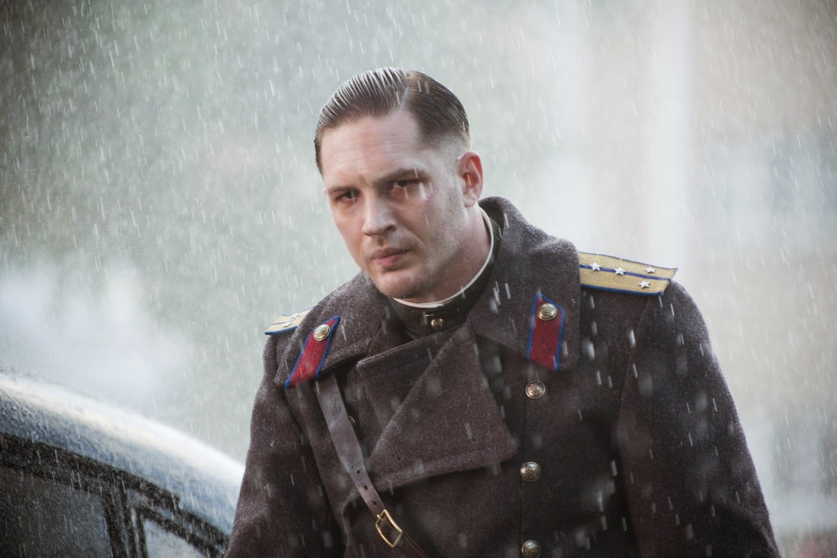 Child 44 by Tom Rob Smith | 40 Books Becoming 2015 Movies | POPSUGAR ...