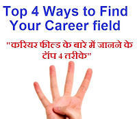 Top 4 Ways to Find Your Career field-image