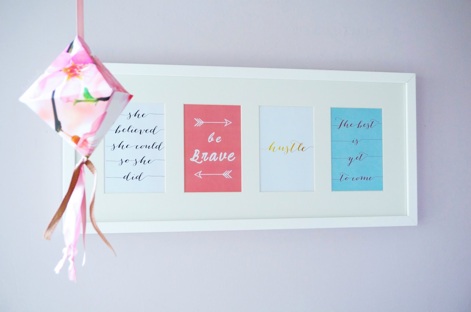 inspiration quotes photo frame