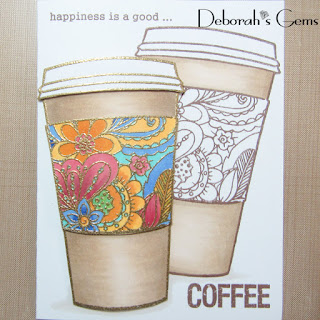 Good Coffee sq - photo by Deborah Frings - Deborah's Gems