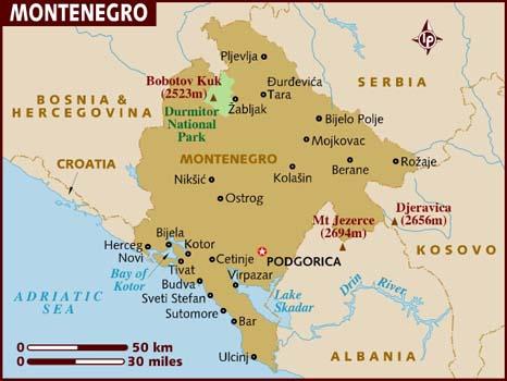 Montenegro Nektarina Non Profit