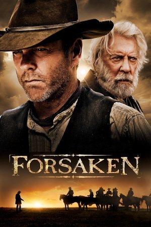 Poster Forsaken 2015