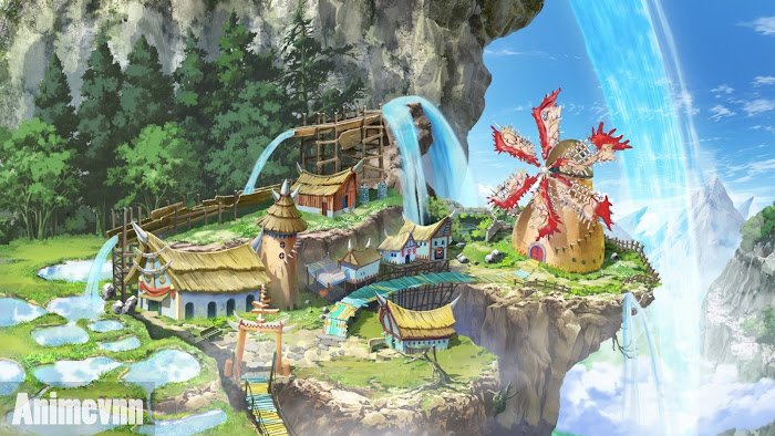 Ảnh trong phim Monster Hunter Stories: Ride On 1