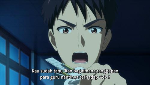 Youkai Apartment no Yuuga na Nichijou Episode 24 Subtitle Indonesia
