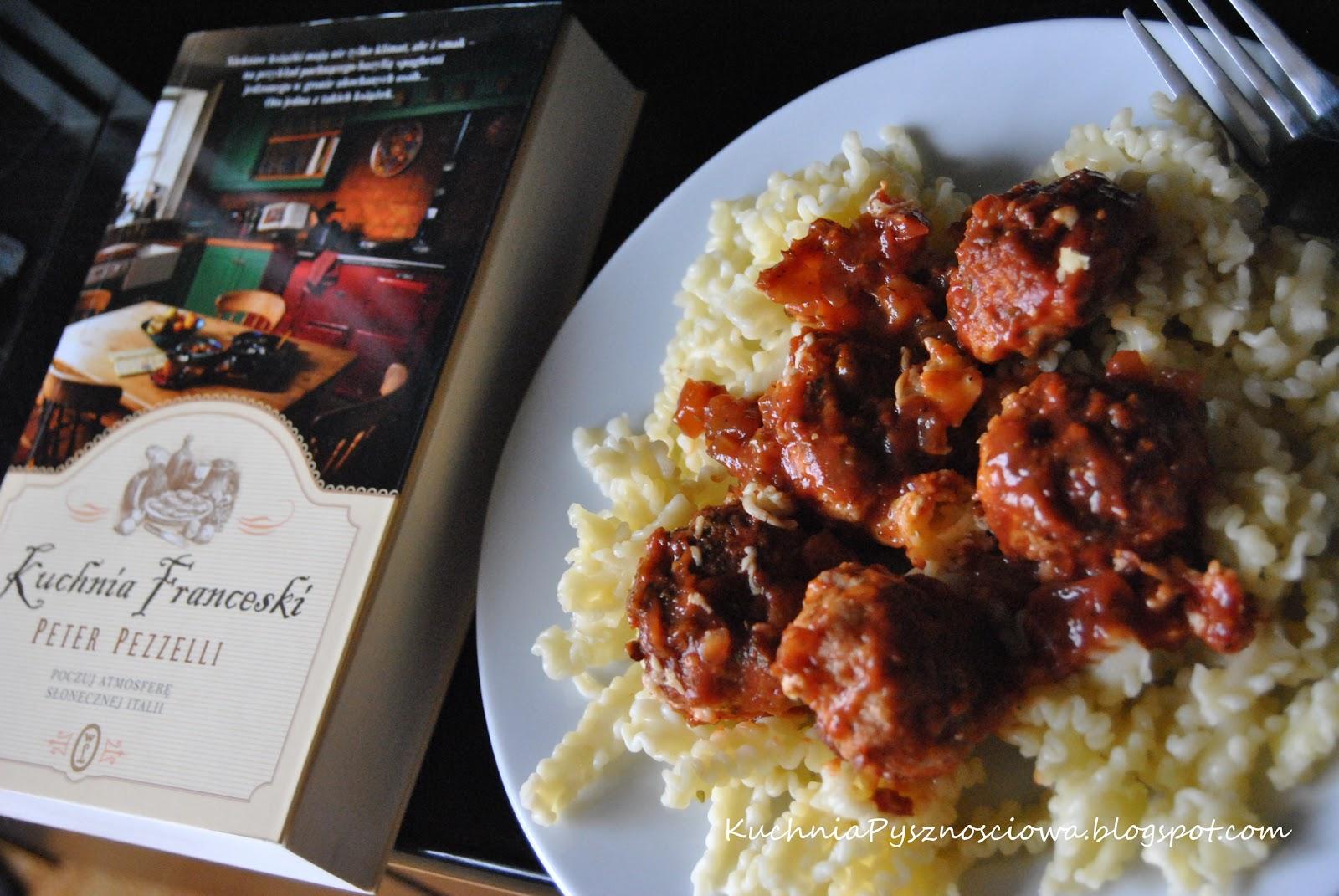 13 Pulpeciki W Sosie Pomidorowym Według Franceski Kuchnia