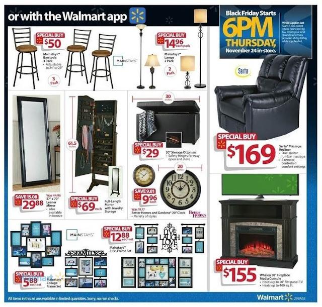 Black Friday Deals Walmart Home Appliances
