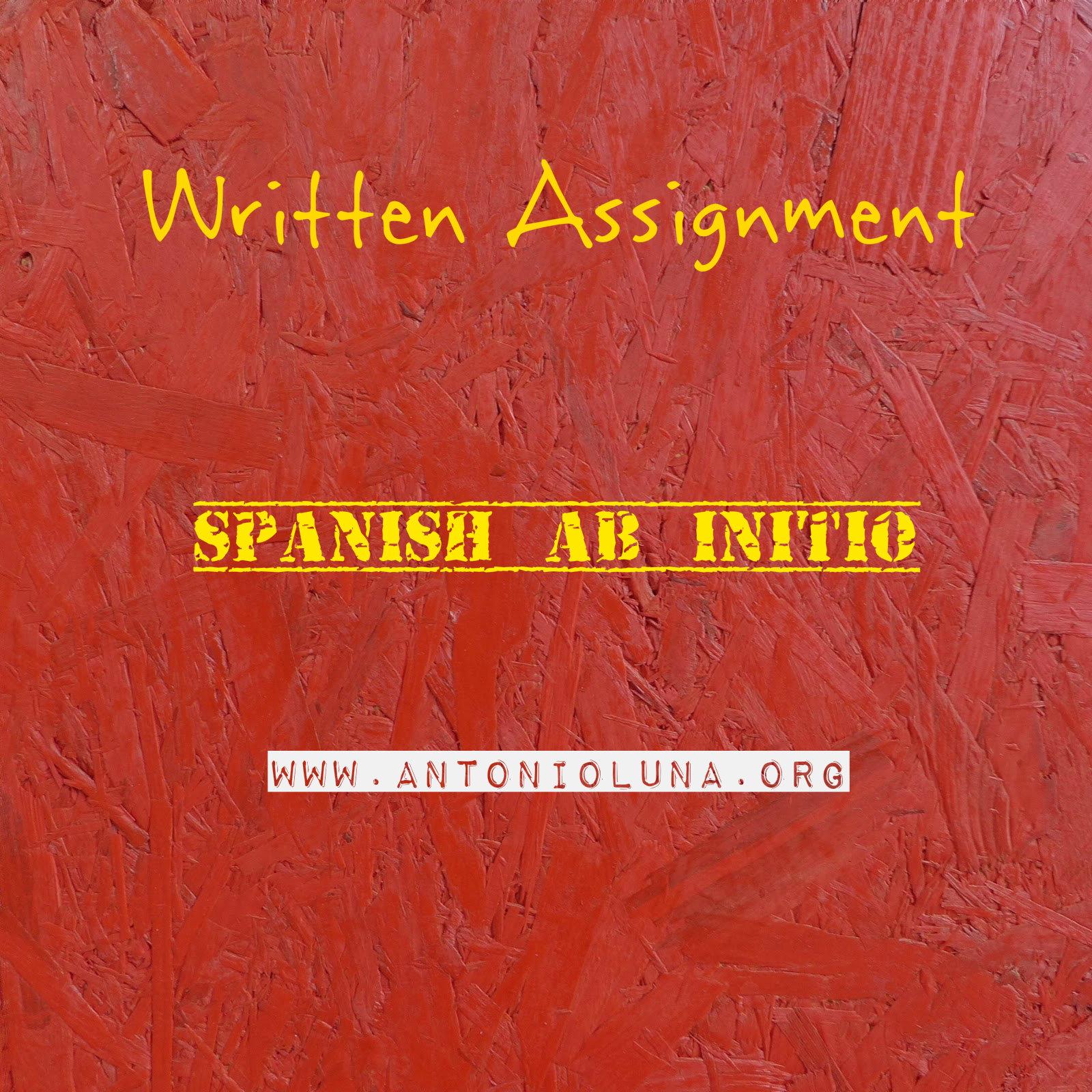 Written assignment 5 nonwestern