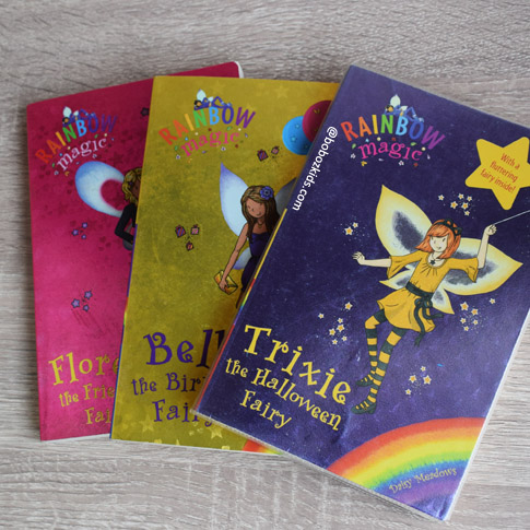 Books for Teens, Rainbow Magic Series in Port Harcourt, Nigeria